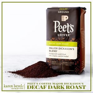 PEET'S COFFEE MAJOR DICKASON'S BLEND